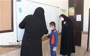 بازدید مدیر کل آموزش و پرورش از روند بازگشایی مدارس