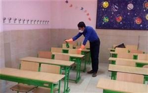 بازگشایی مدارس البرز با رعایت فاصله گذاری اجتماعی