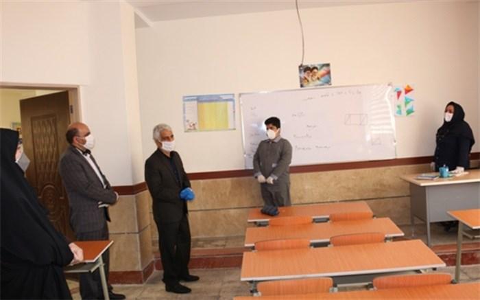 بازگشایی مدارس فیروزکوه
