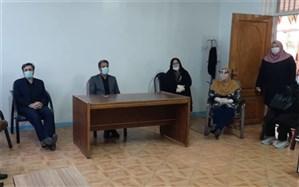 بازدید سرزده مدیر کل آموزش و پرورش شهرستان های استان تهران از مدارس شهرستان اسلامشهر