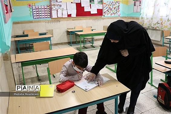 بازگشایی مدارس مشهد و حضور دانشآموزان جهت رفع اشکال