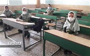 حضور ناظر  اداره کل آموزش و پرورش  شهرستانهای استان تهران  درمدارس آموزش و پرورش ناحیه  دو بهارستان