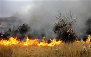 ایجاد آتش بُر در ارتفاعات جنگلی و حساس به آتشسوزی در شهرستان کازرون