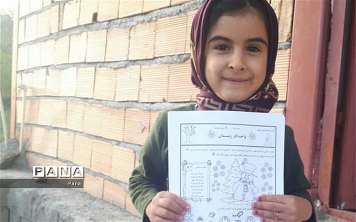 پویش دانشآموزان المپیاد سواد رسانهای در حمایت از معلمان مناطق محروم