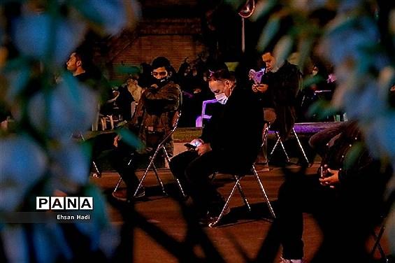 مراسم احیاء شب بیست و سوم ماه رمضان در مشهد