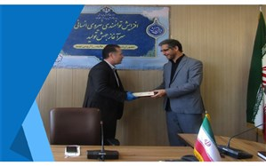 سعید شهریاری سرپرست آموزش  و پرورش منطقه۱۵ شد