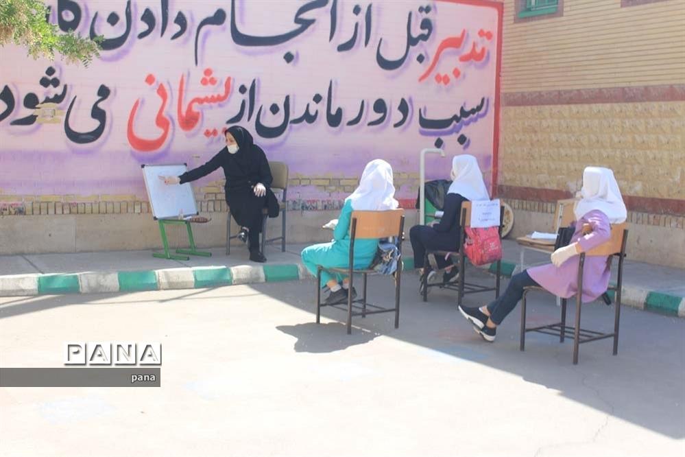 بازگشایی مدارس آذربایجان شرقی و حضور دانشآموزان جهت رفع اشکال