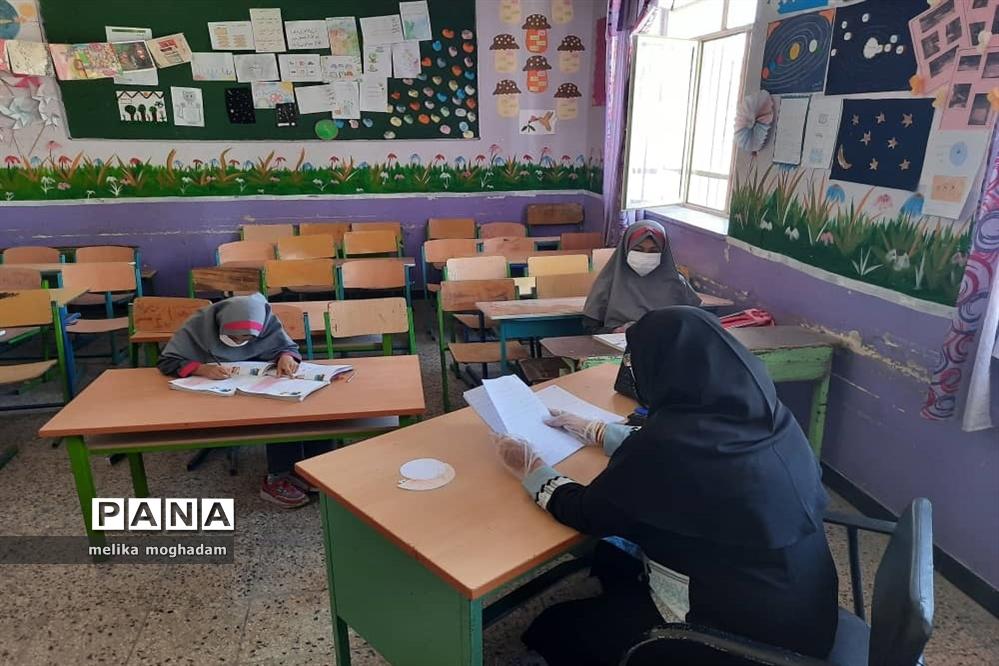بازگشایی مجدد مدارس با هدف رفع اشکال سوالات دانشآموزان در زاهدان