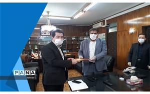 میررضا شفیع پور سرپرست معاون سوادآموزی آموزش و پرورش شهر تهران شد