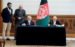 ایران، پاکستان، چین و روسیه از توافق عبدالله عبدالله و اشرف غنی حمایت کردند