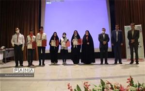 مراسم تجلیل از خبرنگاران برتر خبرگزاری پانا چهارمحال و بختیاری