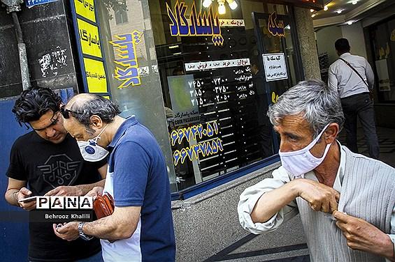 قیمت ناپایدار سکه و ارز در بازار آزاد