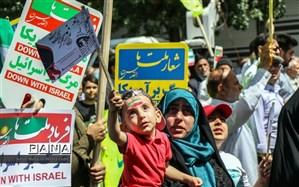 جهان اسلام و ملتهای آزادیخواه پرچم مقاومت و مبارزه با رژیم صهیونیستی را در روز باشکوه قدس برمیافرازند