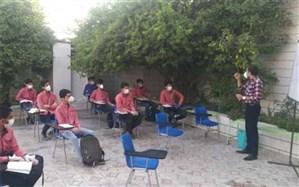 بازدید مدیر آموزش و پرورش دشتستان از مدارس شهر برازجان
