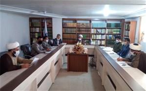 نشست کار گروه تخصصی کمیته همکاری حوزه های علمیه و آموزش و پرورش استان بوشهر برگزار شد