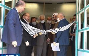 کتابخانه تخصصی انقلاب و مقاومت اسلامی افتتاح شد