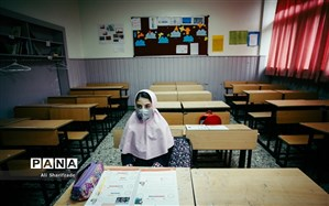 روایت یک مدیر از روند بازگشایی مدرسهاش؛ در بدو ورود مدرسه نرگس، دستگاه ضدعفونیکننده نصب کردیم