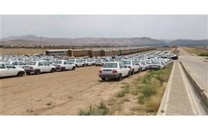 انبار 380 میلیاردی احتکار خودرو در کازرون لو رفت