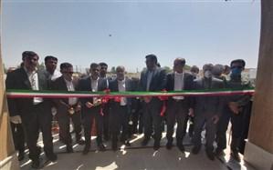 افتتاح مدرسه  خیرساز در شهرستان لامرد