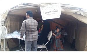 مسئول قرارگاه جهادی شهید تقوی فر سپاه ناحیه  ری : کمک های مومنانه جهاد امروز است