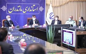 آمادهباش فرمانداران برای تعطیلات عید فطر و افزایش حضور مسافران در مازندران