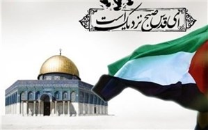 روز قدس روز حیات اسلام است