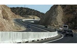 انسداد مسیر جنوب به شمال آزادراه تهران_شمال تا اطلاع ثانوی