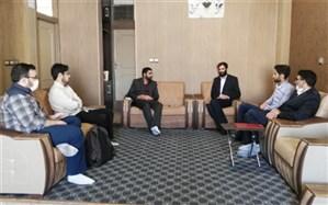 دیدار مسئول اتحادیه استان با  نماینده منتخب مردم شهرکرد، بن و سامان در مجلس شورای اسلامی