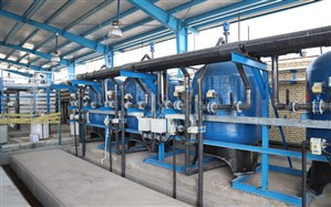 فاز نخست آب شیرین کن منطقه ویژه اقتصادی لامرد به  بهره برداری رسید
