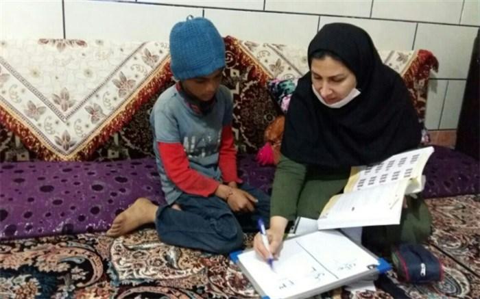 تعطیلات کرونایی مدارس و مادرانی که نقش معلمی پذیرفتند