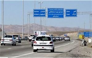 روانسازی جریان ترافیک جاده قدیم قم در محدوده سه راه باقرشهر