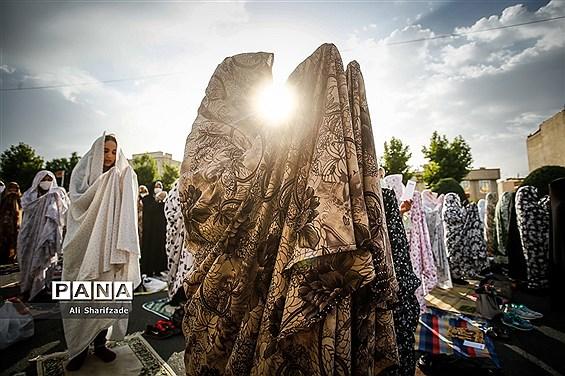 اقامه نماز عیدسعید فطر در تهران