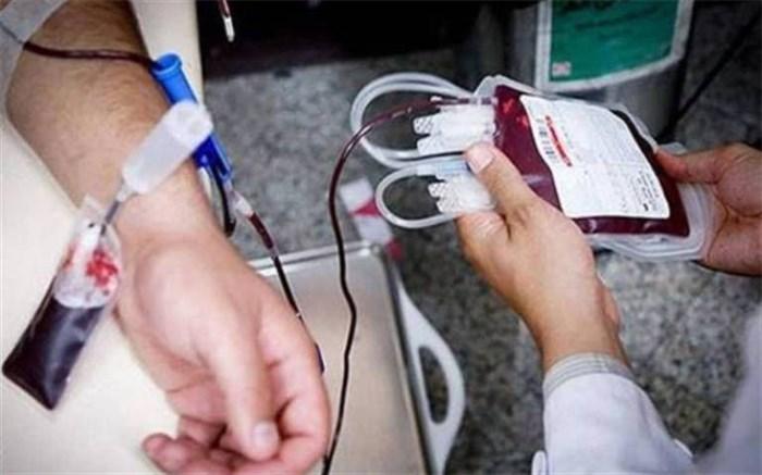 فعالیت پایگاه های انتقال خون گیلان در تعطیلات عید فطر