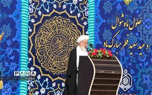 نماز عید سعید فطر در یزد برگزار شد