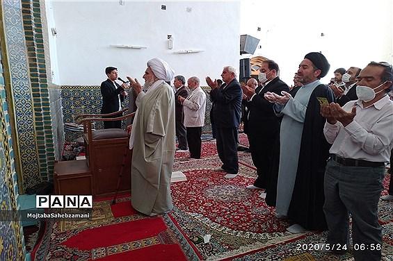 عید سعید فطر در شهرستان کاشمر