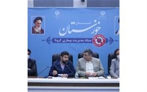 استاندار خوزستان: فردا برای روند فعالیت ادارات و اصناف تصمیمگیری میکنیم