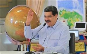 مادورو: متشکرم ایران