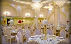 تالارهای عروسی در زنجان حق فعالیت ندارند