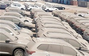کشف ۲۳۳ خودرو بدون پلاک از یک انبار در کرج