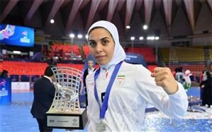 سارا شیربیگی: قید پاداش قهرمانی آسیا را زدهام؛ فوتسال زنان ایران قهرمان جهان هم شود رفتار فدراسیون همین است