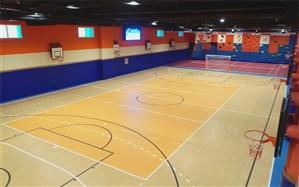 یک بام و دوهوای بازگشایی اماکن ورزشی شهرداری کرج