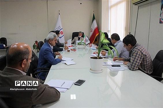 جلسه تخصصی کمیته تدوین برنامه عملیاتی معاونت پرورشی و فرهنگی آموزش و پرورش استان بوشهر