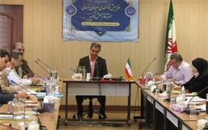 برگزاری  جلسه شورای پروژه مهر99 منطقه۱۵
