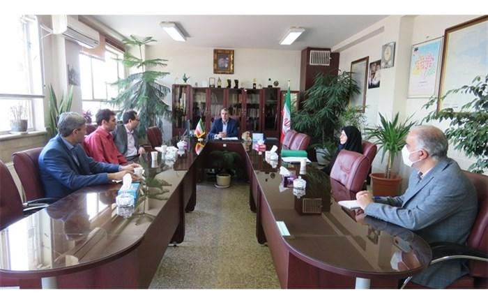 برگزاری جلسه انتخاب و انتصاب مدیران مدارس آموزش و پرورش منطقه18