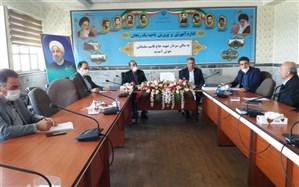 جلسه کمیته علمی اجرایی طرح نماد برگزار شد