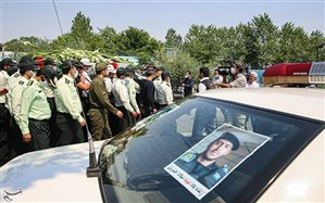 تلاش پلیس برای بازداشت متهمان شهادت شهید خسروی