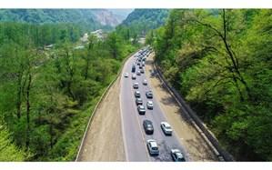ثبت 12 میلیون تردد در مازندران در تعطیلات عید فطر
