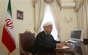رئیس جمهور انتخاب قالیباف به عنوان رئیس مجلس را تبریک گفت
