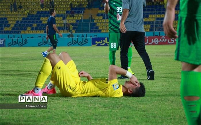 برتری شاگردان علیرضا منصوریان مقابل تیم پارس جنوبی جم