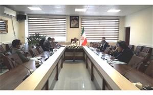 برگزاری جلسه ستاد استانی مراقبت و کنترل بیماری کرونا در برگزاری امتحانات